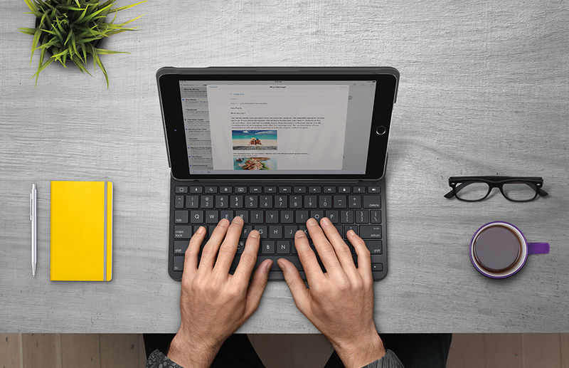 Long-Lasting Tablet Keyboards