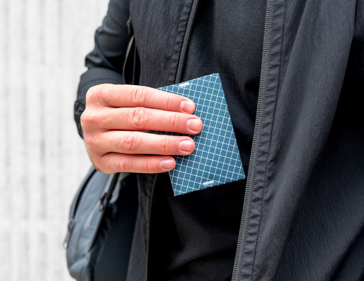 Malleable Ripstop Wallets