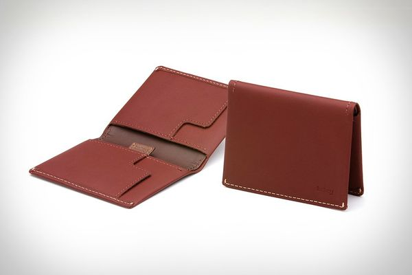 Skinny Sustainable Wallets