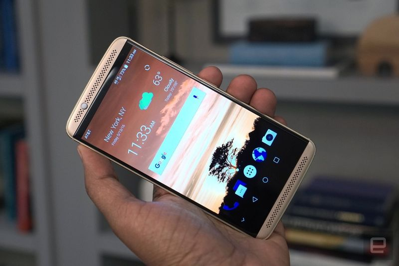 Supremely Slim Smartphones