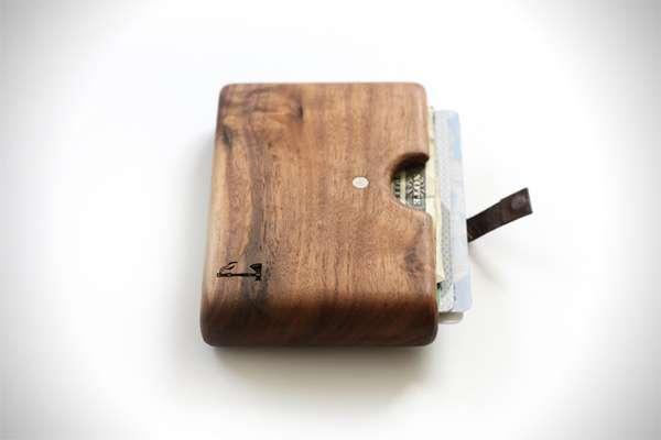 Minimalistic Hardwood Bifolds