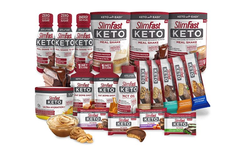 Prepackaged Keto Diet Products