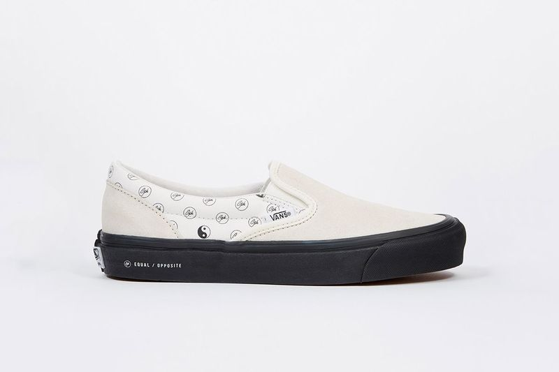 Dualism-Inspired Slip-On Collaborations