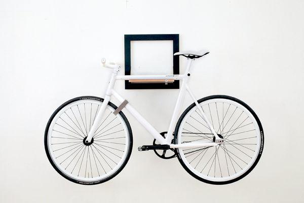 hideaway bike racks slit bike rack. Black Bedroom Furniture Sets. Home Design Ideas