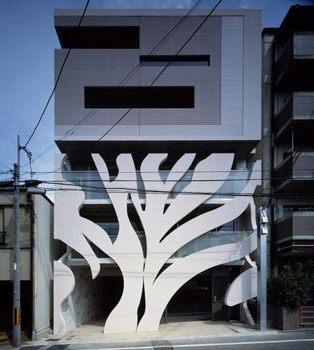 Tree-Based Buildings