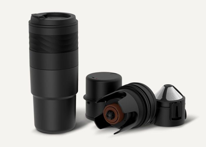 All-in-One Portable Coffee Brewers