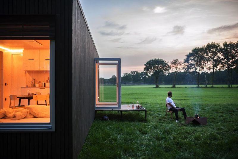 Secret Cabin Retreats