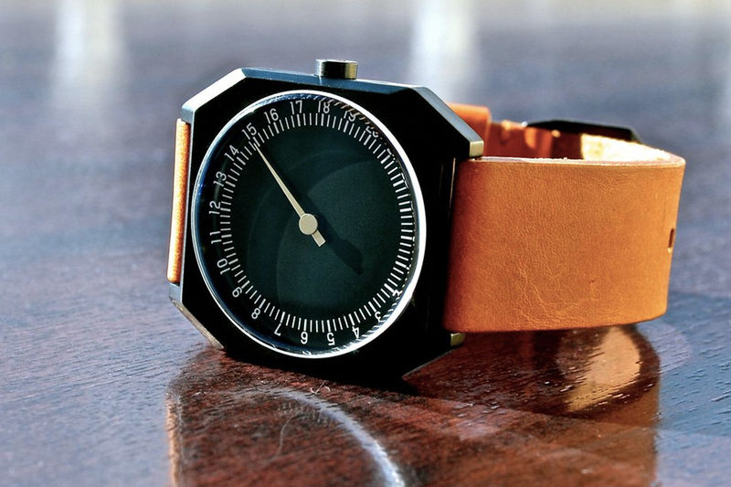 Suave Single-Handed Timepieces