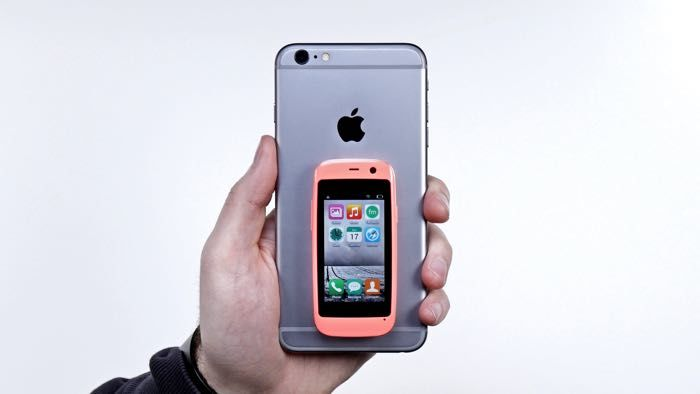 Powerfully Petite Smartphones