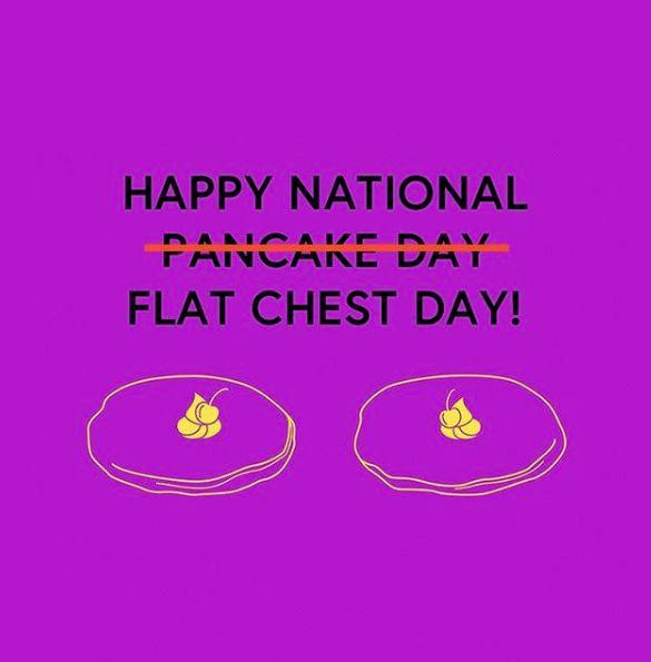 Female-Empowering Free Pancake Initiatives
