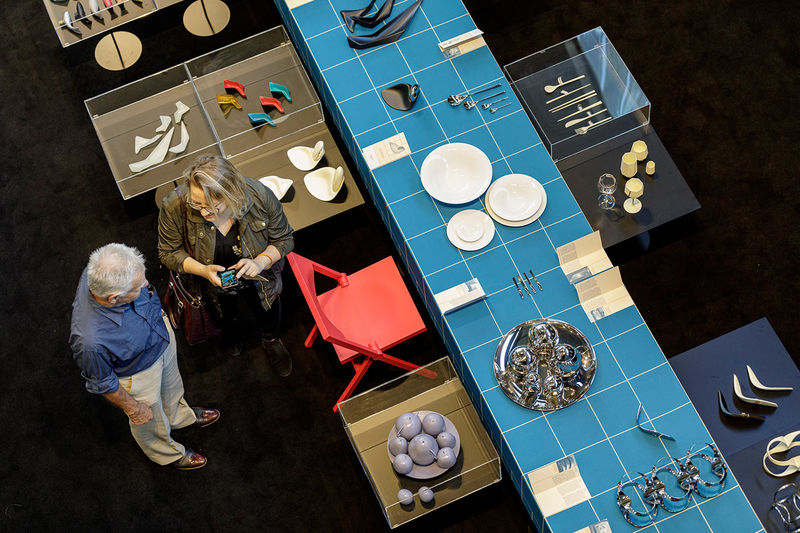 Unconventional Small Design Exhibitions
