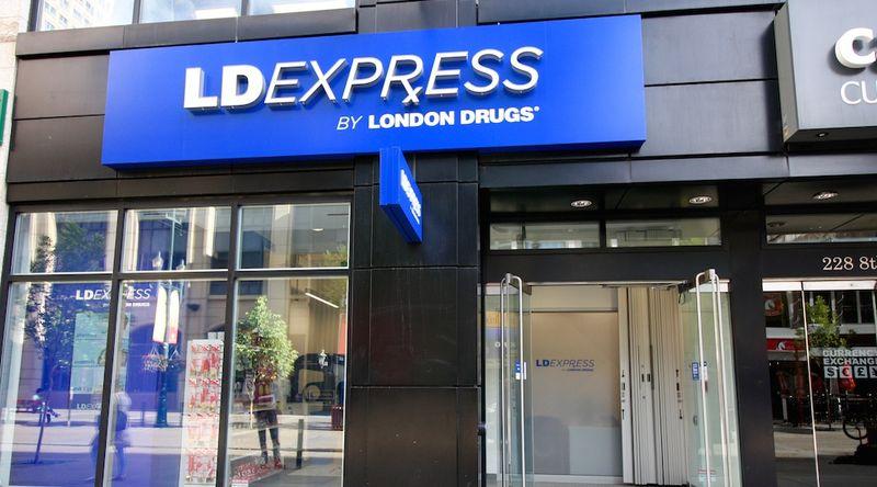 Ultra-Condensed Pharmacy Shops