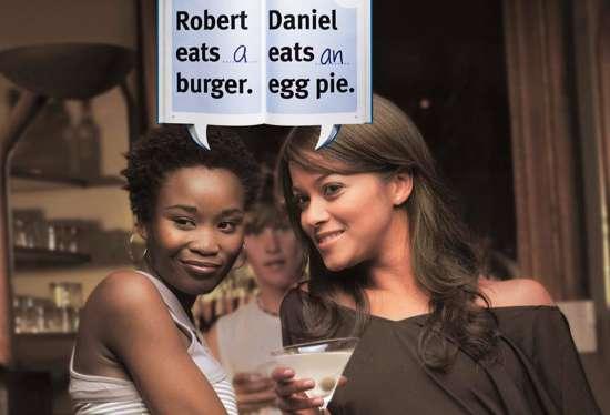 Elementary Dialog Advertising