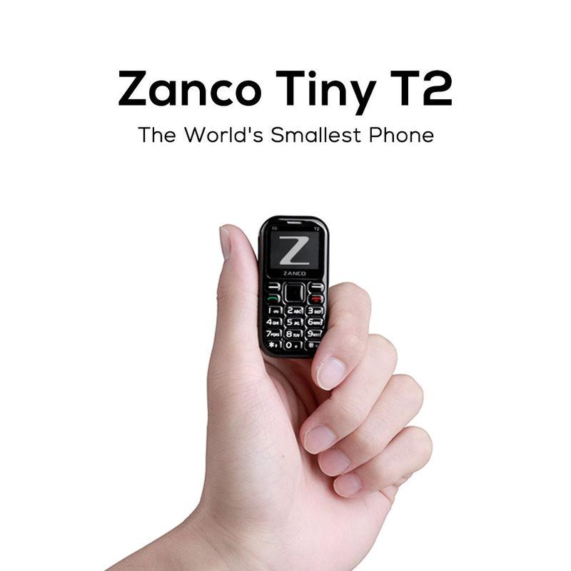 Miniature Mobile Phones