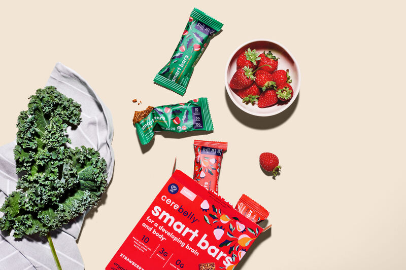 Brain-Supporting Snack Bars