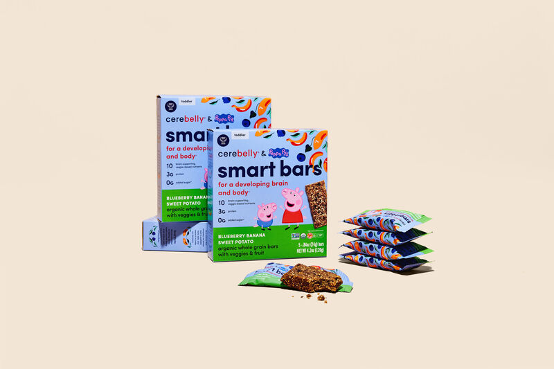 Brain-Boosting Snack Bars