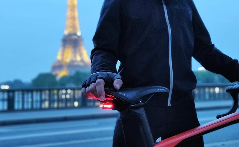 Automated Bike Safety Lights