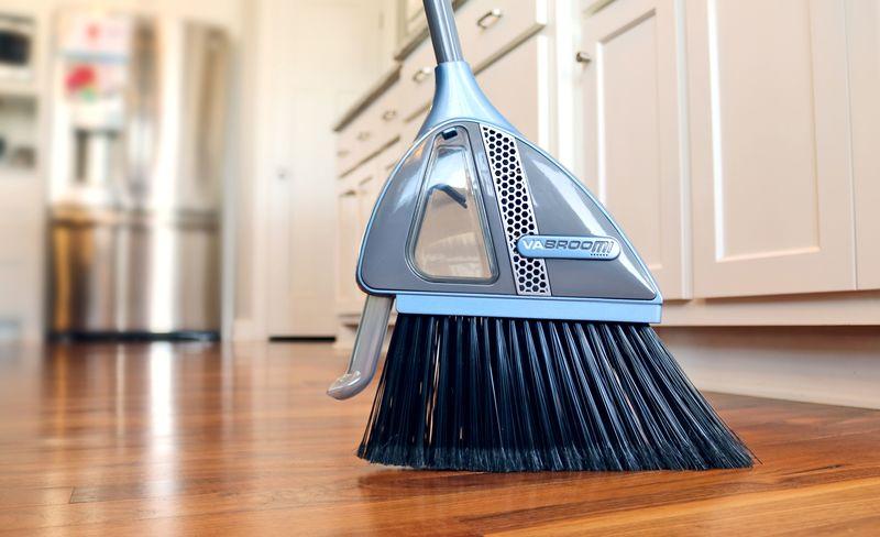 Smart Vacuuming Brooms