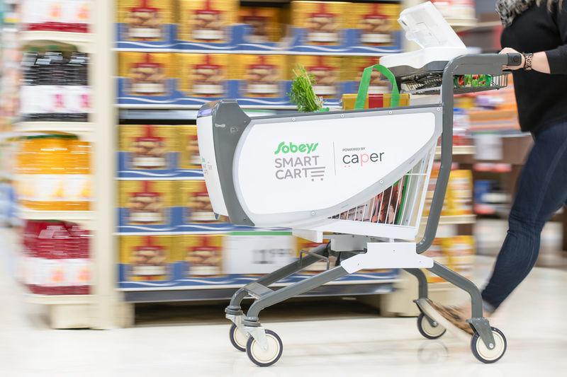 AI-Powered Shopping Carts
