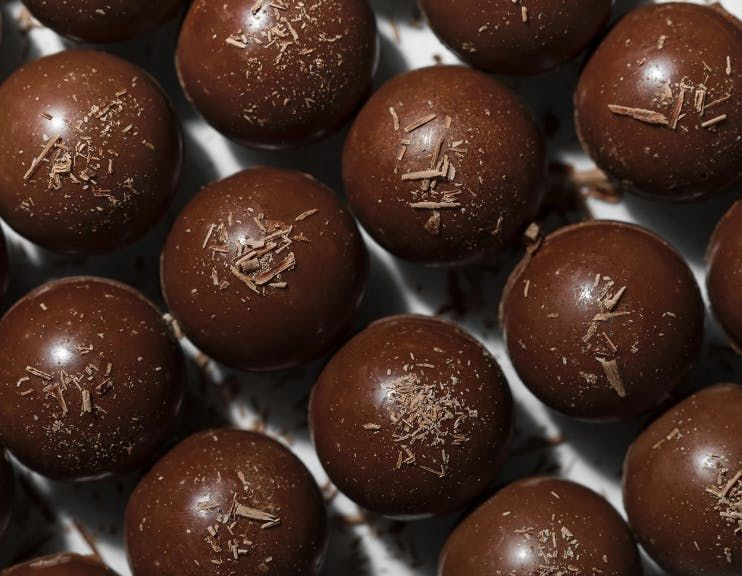 Brain-Boosting Chocolate Bites