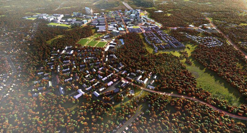 Tech-Fueled Smart City Developments