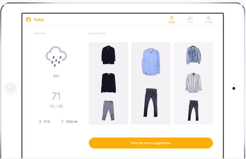 Style-Conscious Smart Closets