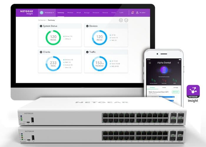 Enterprise-Ready Cloud Switches