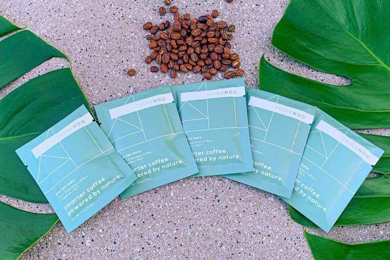 Nutrient-Enhanced Coffees