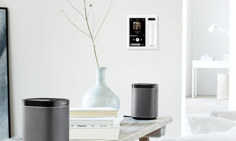 Luxury Smart Home Controllers
