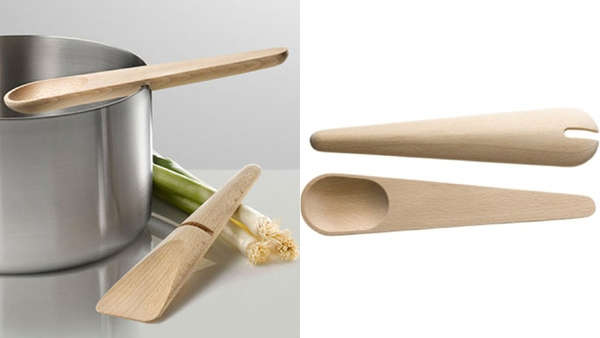 Self-Resting Cooking Tools
