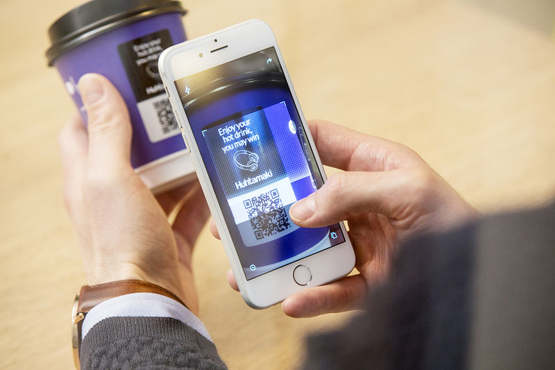 Digitally Connected Beverage Cups