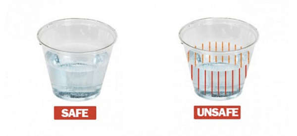 Drug-Detecting Cocktail Cups