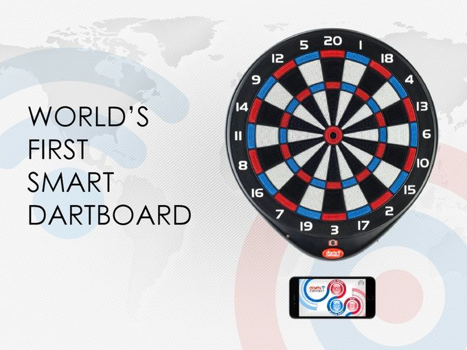 Interactive Electronic Dartboards