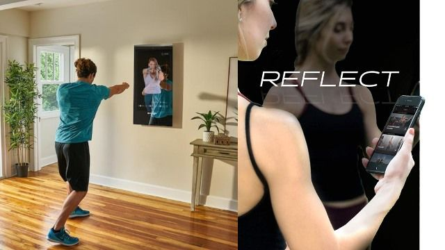 Reflective At-Home Training Systems