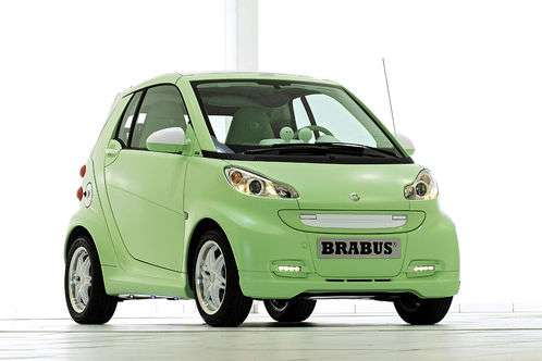 Tiny Tuned Eco Cars