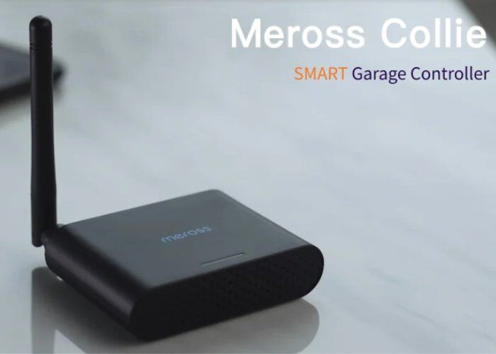 Connected Garage Control Units
