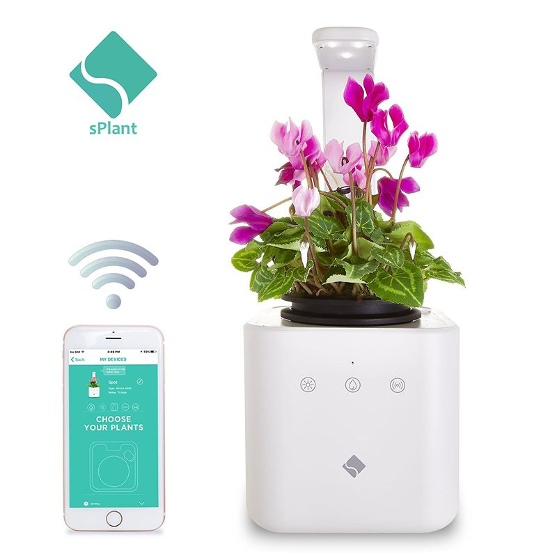 Automated Greenery Planters
