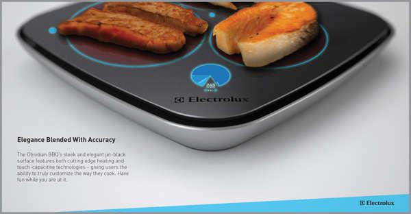 Touchscreen Cordless Cooktops