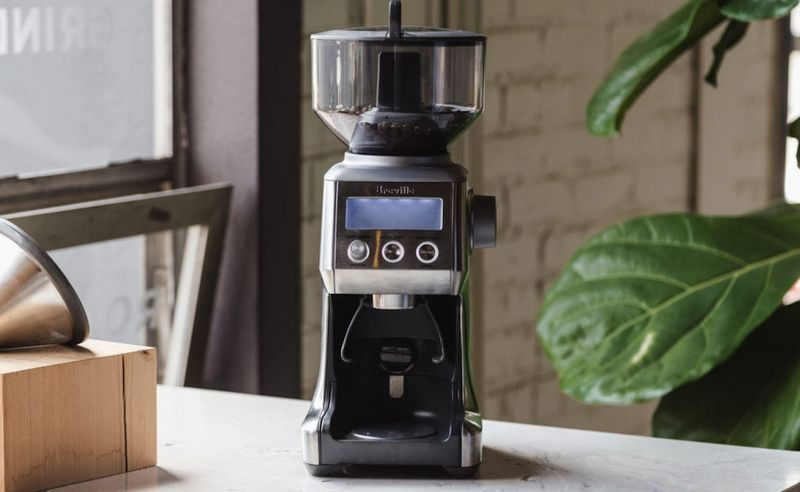 Heat-Reducing Coffee Grinders