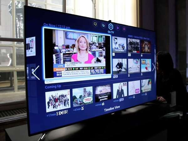 Social Media-Connected TVs