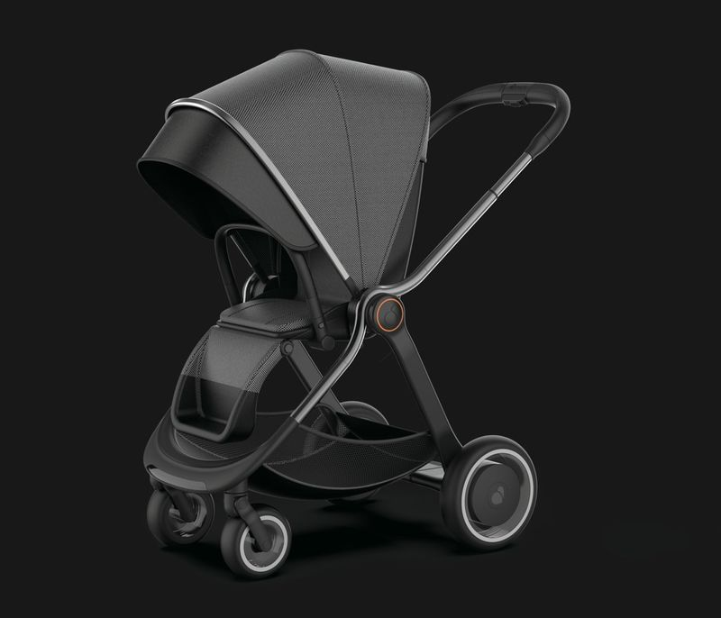 Enhanced Smart Safety Strollers
