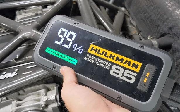 Vehicular Jumpstart Batteries