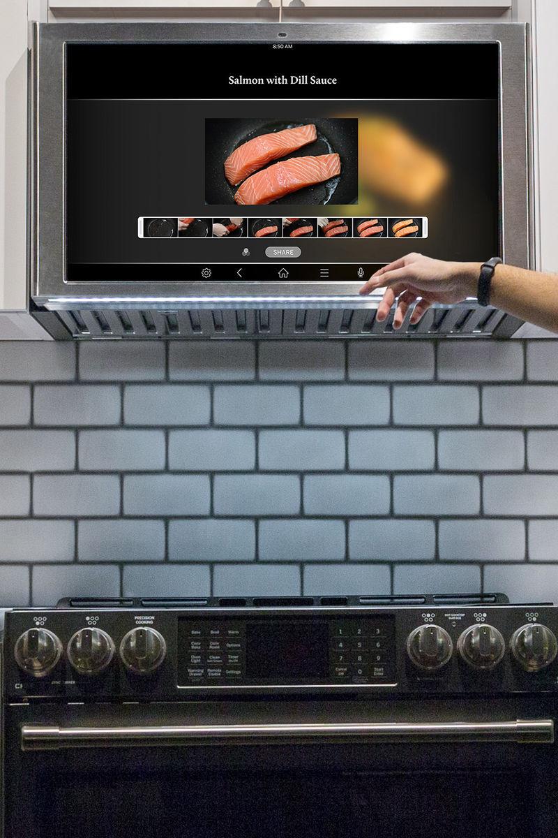 AI Kitchen Appliances