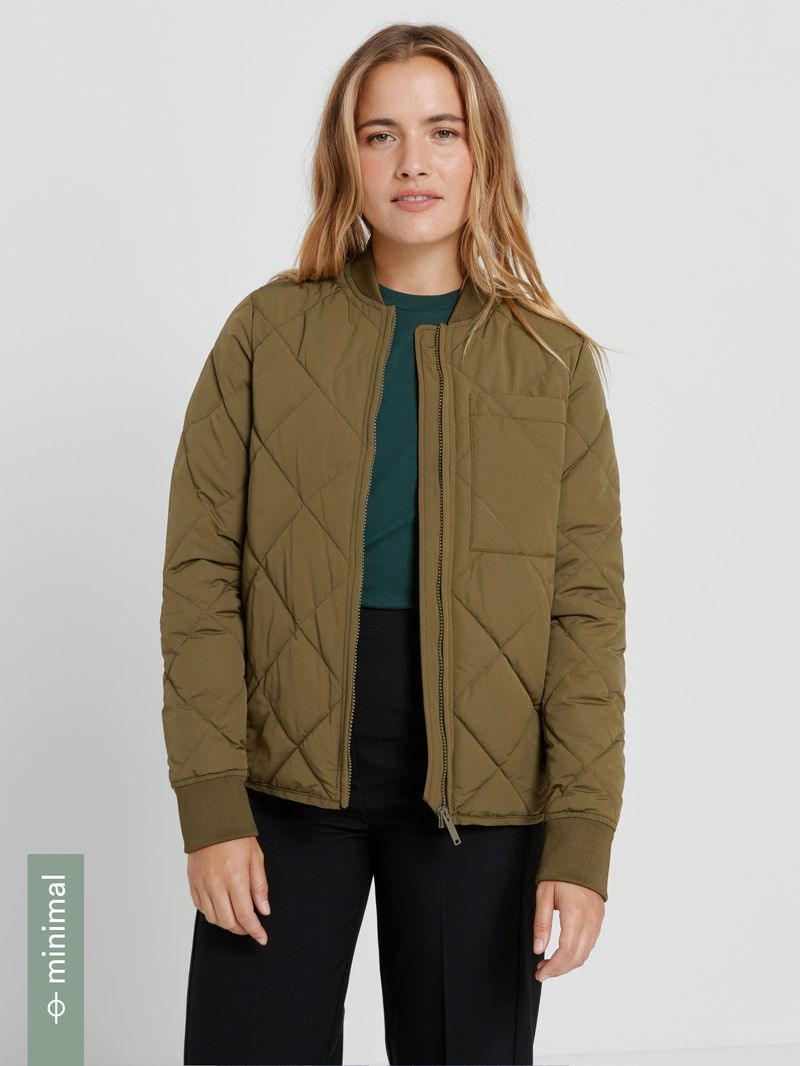 Mix-and-Match Layerable Outerwear