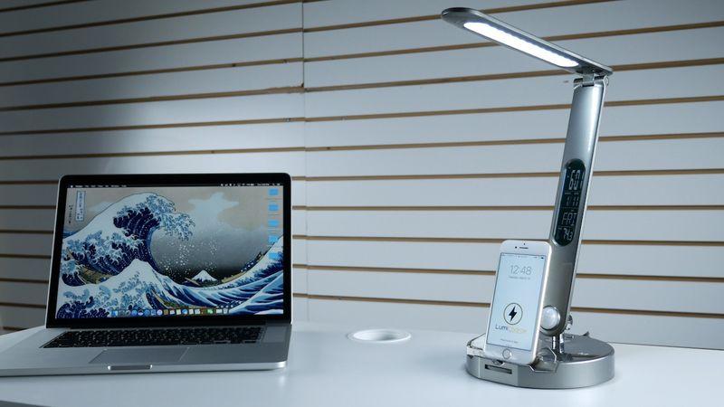 Smart Motion-Sensing Lamps