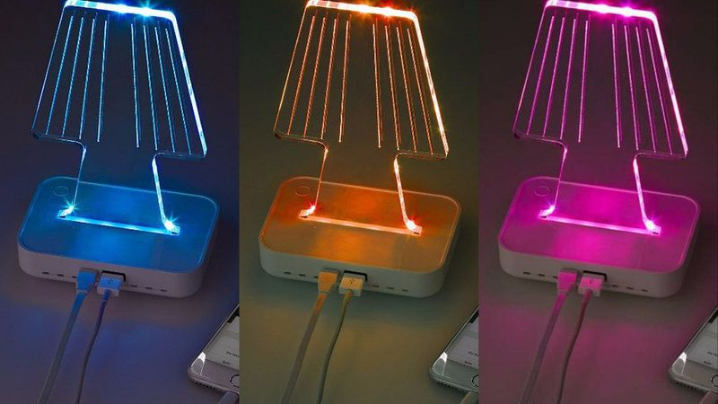 Color-Changing Nightlights