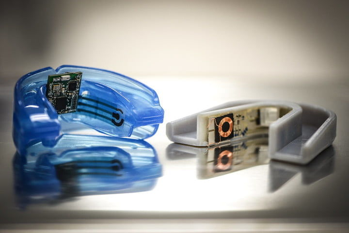 Performance-Tracking Mouthguards