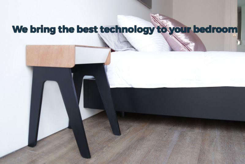 Hi-Tech Smart Nightstands