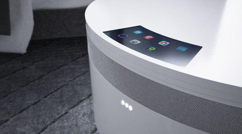 Modern Smart Nightstands