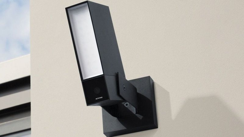 Alarm-Integrated Security Cameras